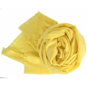 Etole en cachemire  NZO SBARBERI jaune