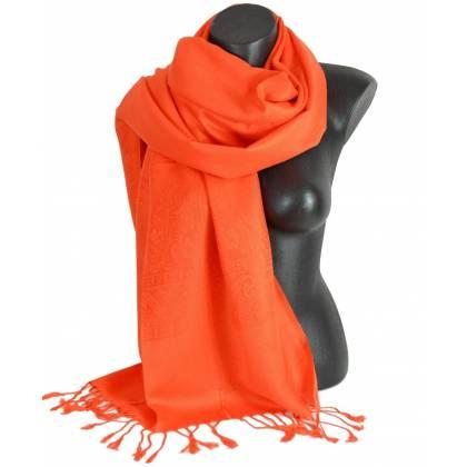 Pashmina orange