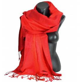 Pashmina - rouge